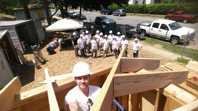 Putting Ourselves to Work With Habitat for Humanity of Nassau County